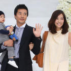 Son Tae Young and Kwon Sang Woo's Son Luke Thinks His Dad Is Better Than Jo In Sung
