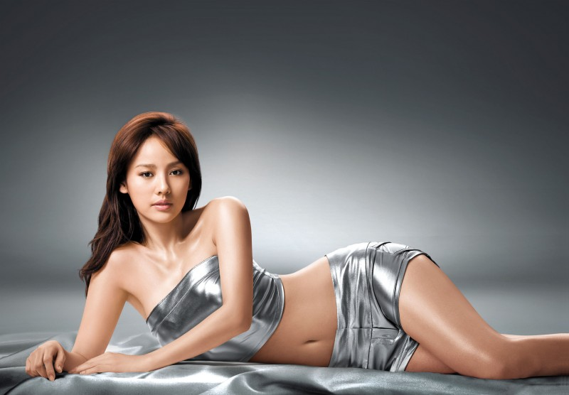 [Gallery] Lee Hyori for 1st Look