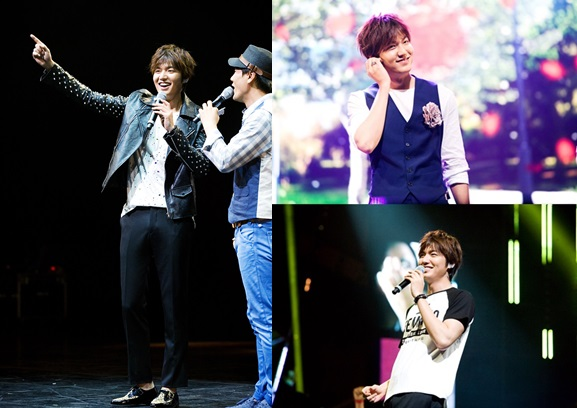 [Gallery] Lee Min Ho's Fan Meeting