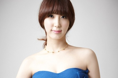 Leeteuk's Sister Park In Young Signs with Bom Entertainment