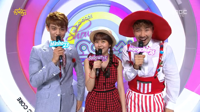 MBC Music Core 05.04.13