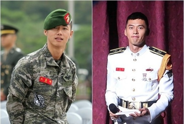 Oh Jong Hyuk Talks about Hyun Bin as His Senior Soldier in the Marines