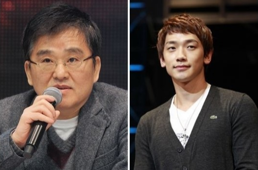Rain Joins Beast and 4Minute, Signs With Cube Entertainment