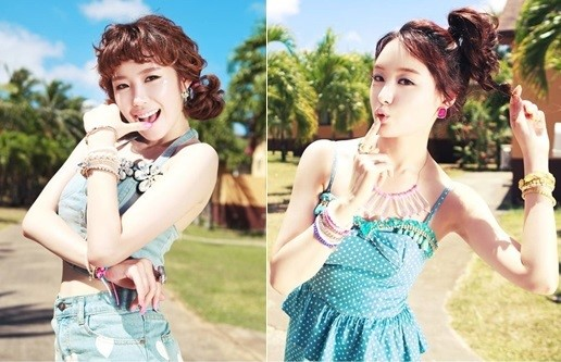 "Jeon Hyo Sung and Song Ji Eun Becomes Special ""M! Countdown"" Emcees"