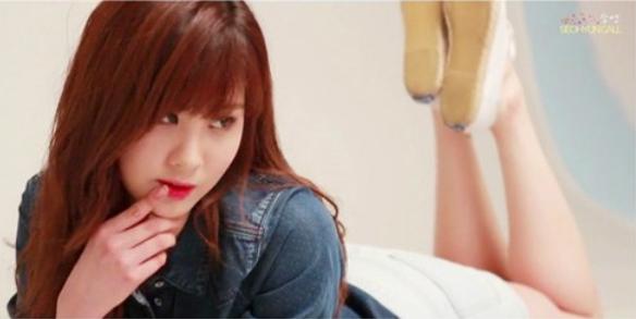 Girls' Generation's Seohyun Looks Sexy in Recent Photoshoot