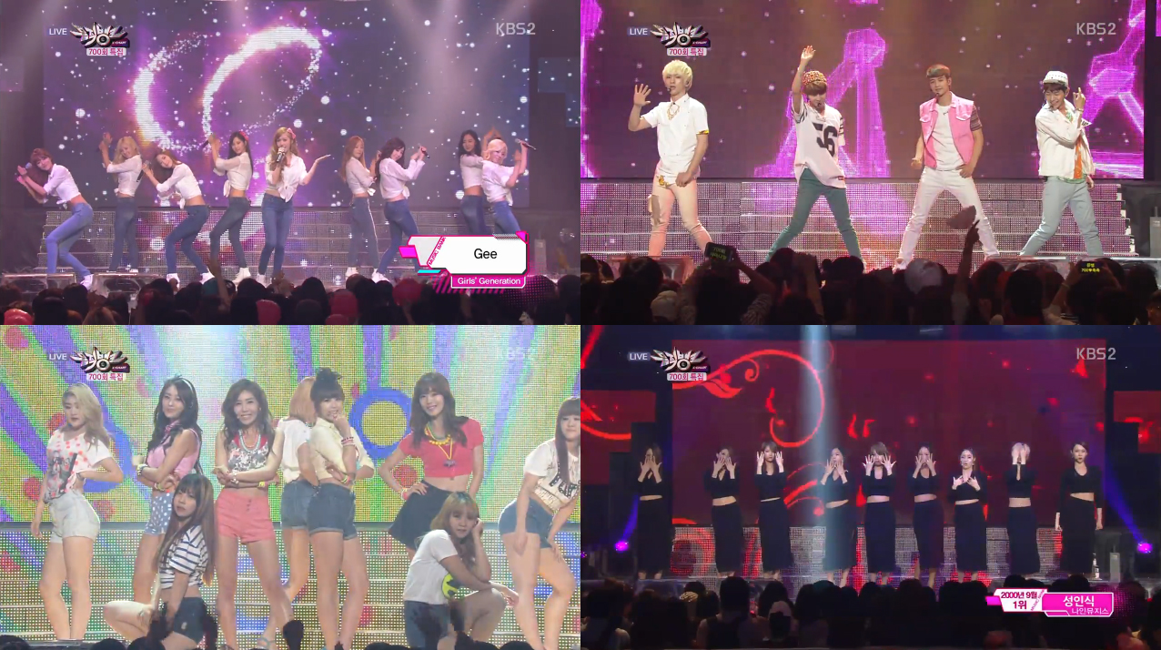 KBS Music Bank 05.17.13 – 700th Episode Special