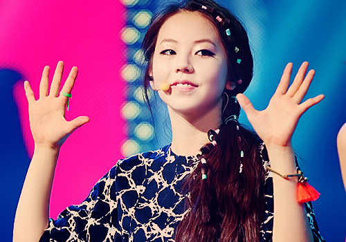 Wonder Girls' Sohee Wows Her Fans with Unedited Photos