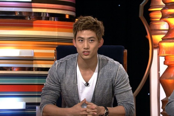 """2PM's Taecyeon Corrects Mistake Made by """"Weekly Idol"""""""