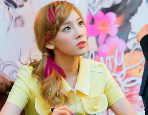[SNS PIC] Girls' Generation's Taeyeon Looks Cuter Than a Bunny