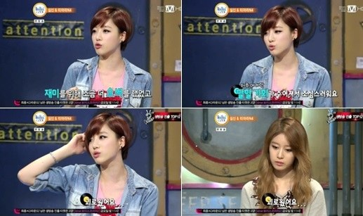 "T-ara N4 Speaks Up About the ""Hwayoung Incident"" with Tears"