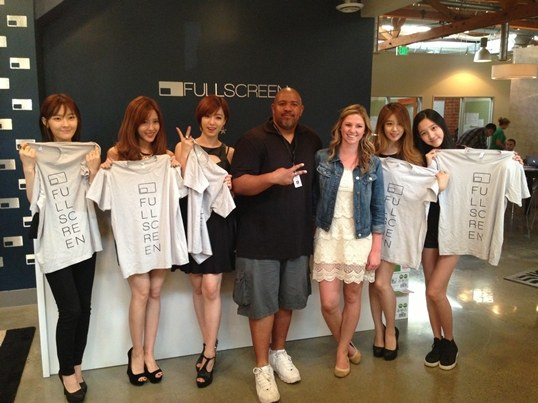 T-ara N4 Holds Meeting with Beyonce's Producer Team 1500 or NOTHIN
