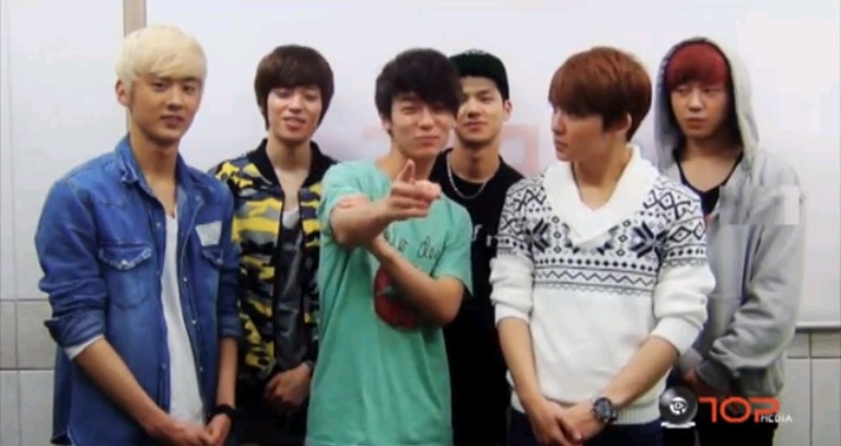 Teen Top Prepares for First Solo Concert in Seoul by Sharing Photos and a Video Shout Out