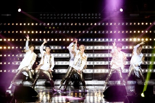 """Teen Top Successfully Holds First Solo Concert """"TEEN TOP No.1 Asia Tour in Seoul"""""""