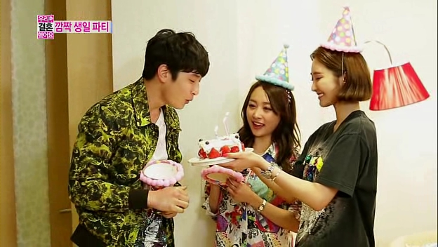 Recap] It's Better With Just Two – We Got Married 05 18 13   Soompi