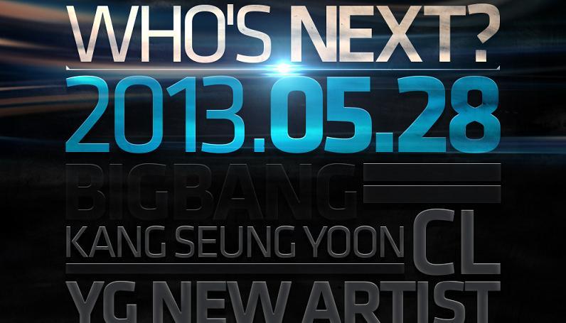 YG Entertainment Updates Mysterious Photo for Next Artist