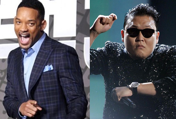 "Will Smith Associates Korea with ""Mother Father Gentleman"""