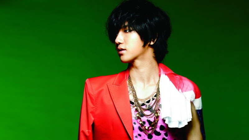 Super Junior's Yesung's First Appearance Since Entering the Military