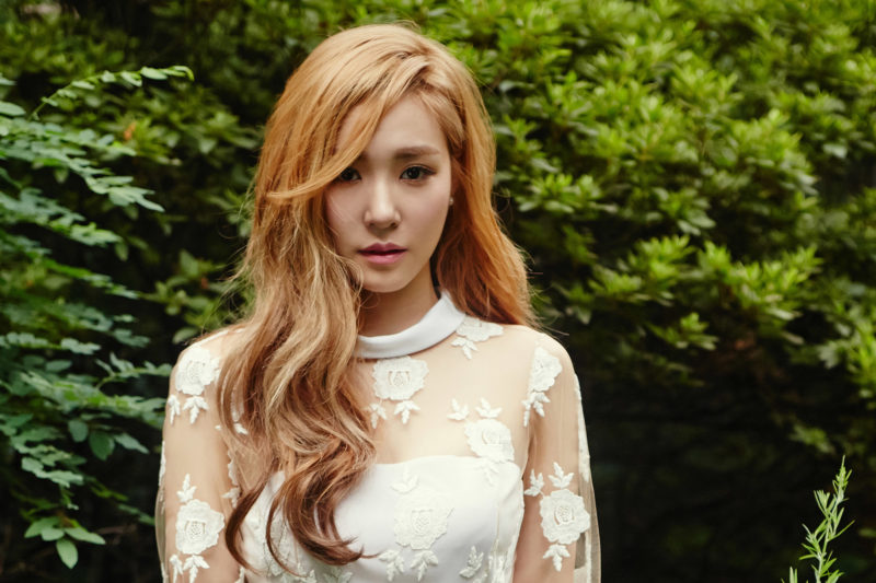 Tiffany Looks Glamorous in Latest TaeTiSeo Teaser Pictures