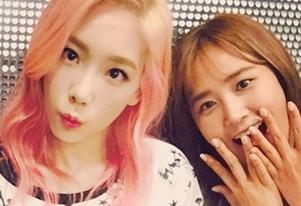 Girls' Generation's Yuri Thinks Taeyeon Would Make a Good Rally Driver