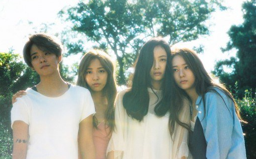 "f(x) Dominates Both Korean and American Music Charts With ""4 Walls"" Album"