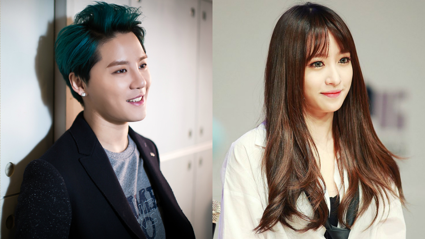 Breaking: JYJ's Junsu and EXID's Hani Reportedly Dating, C-JeS Responds