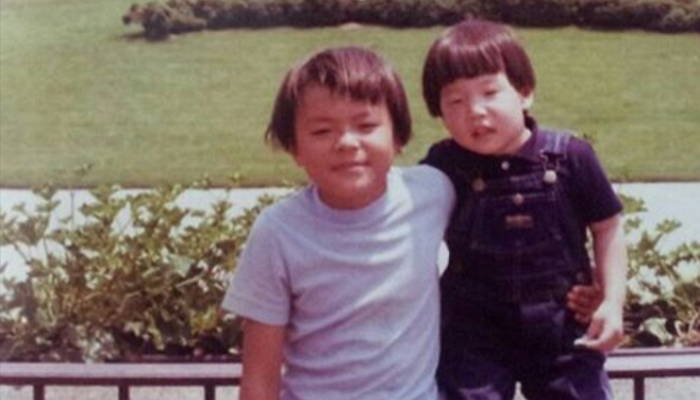 Park Jin Young Hasn't Changed Since He Was 7