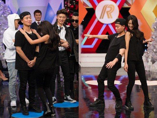 "Seolhyun and Gary Enjoy a Steamy Dance Session on ""Running Man"""
