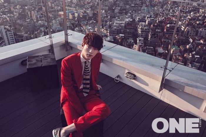 Seo Kang Joon Transforms Into Charismatic Baek In Ho for ONE Magazine