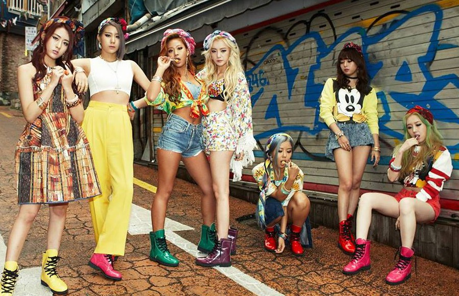 Girl Group Wassup Confirms Summer Comeback
