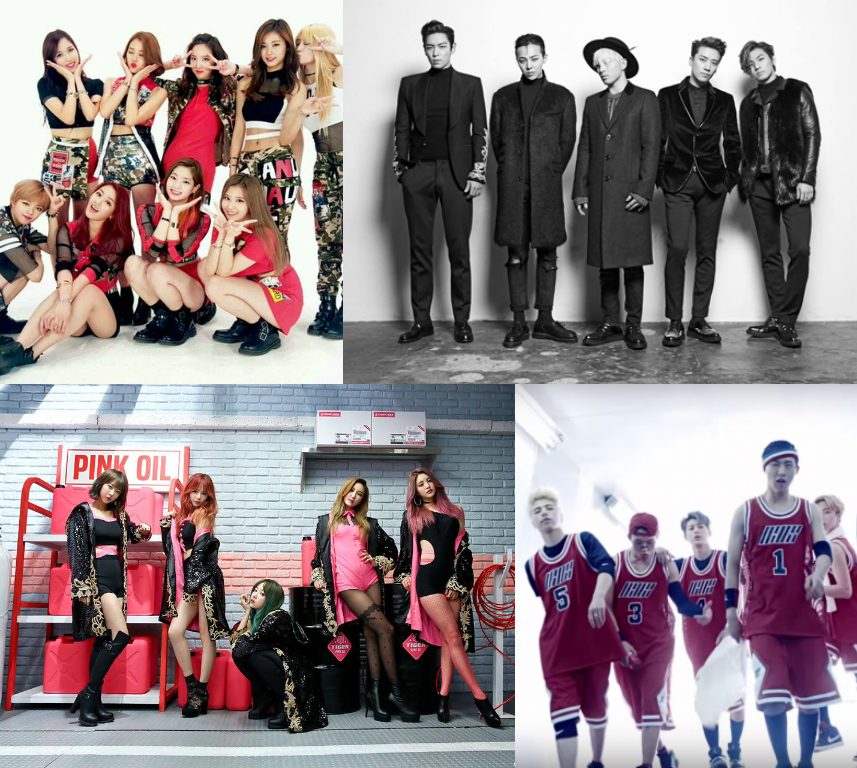10 Events That Defined K-Pop in 2015