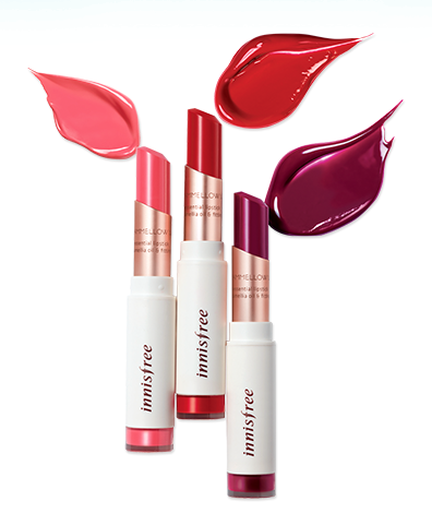 Innisfree Creamy Mellow Lipsticks