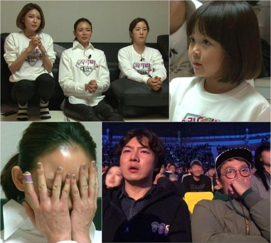 """The Return of Superman"" Parents Gather to Watch Choo Sung Hoon's UFC Fight"