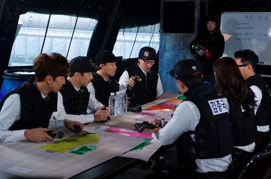 Image of: Tag running Man Pd Explains His Reasoning Behind The Zombie Special Dont Walk Run Running Man Pd Explains His Reasoning Behind The Zombie Special