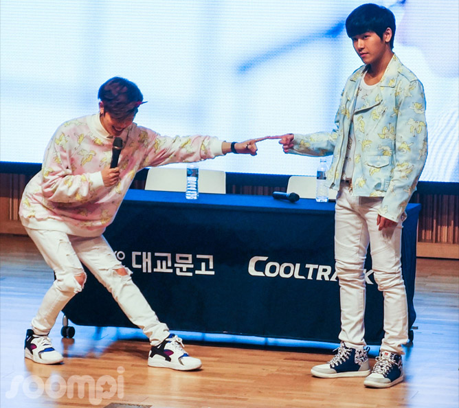 infinite h fansign 2