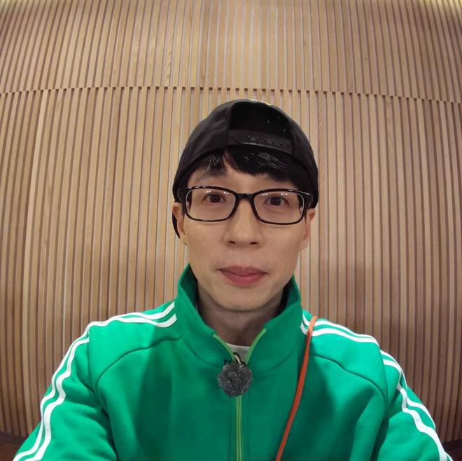 "Yoo Jae Suk Opens One-Day Instagram for ""Running Man"""