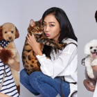 Celebrities Pose With Their Pets for InStyle Magazine