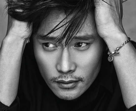 Lee Byung Hun Is a Charismatic Actor for Dazed