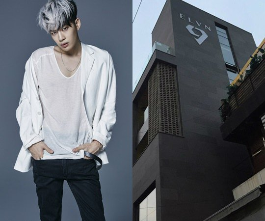 SE7EN Opens Up His Own Agency Building With Blessings From YG Family