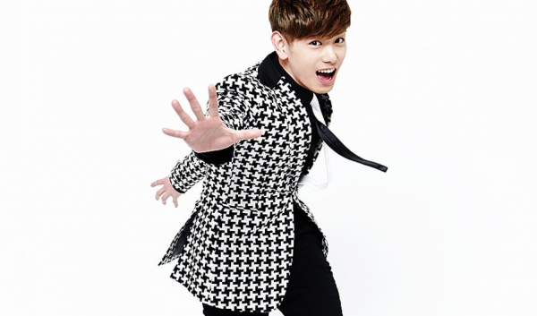 Eric Nam Signs With CJ E&M