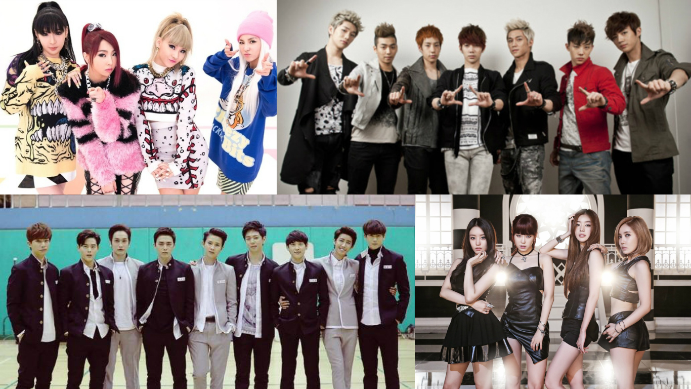 Acts Who Need to Make Comebacks