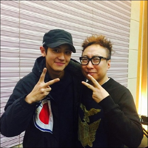 """Chanyeol Talks About His Shopping Habits on """"Park Myung Soo's Radio Show"""""""