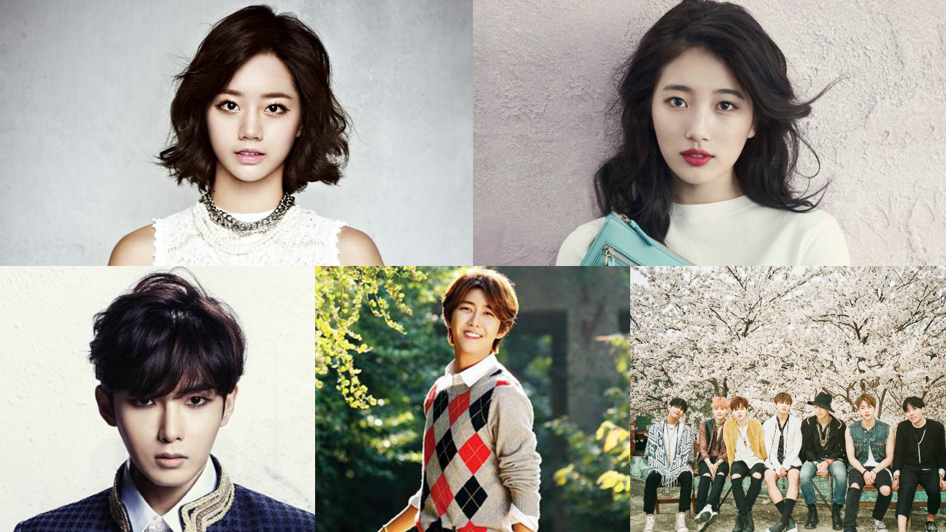 K-Pop Idols Who Will Be Working This Christmas