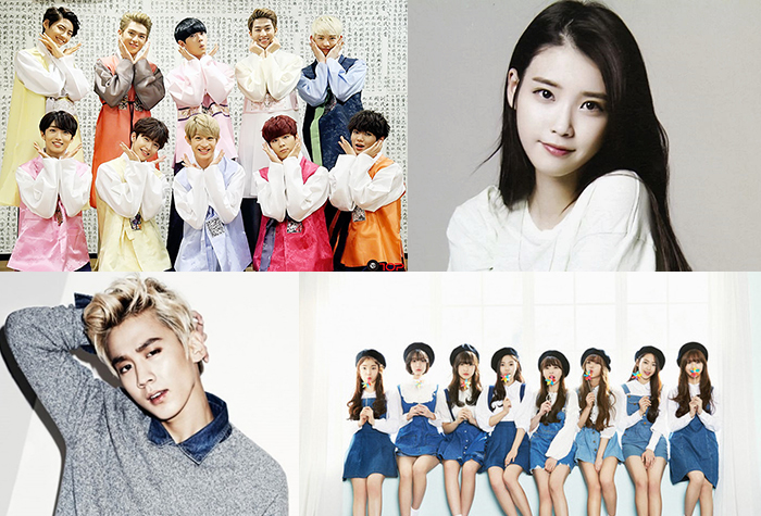 K-Pop Idols Who Will Be Training on Christmas