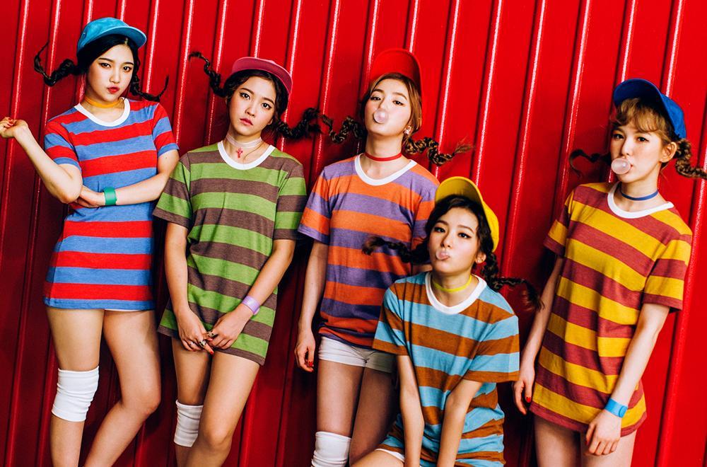 "Rolling Stone Names Red Velvet's ""Dumb Dumb"" in Top 10 Music Videos of 2015"