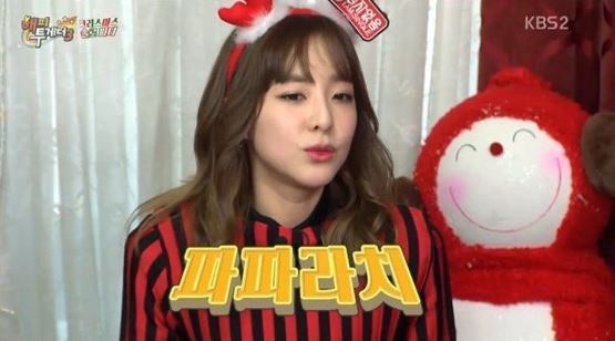 Sandara Park Reveals She Has Been Single for 2 Years Because of Paparazzi