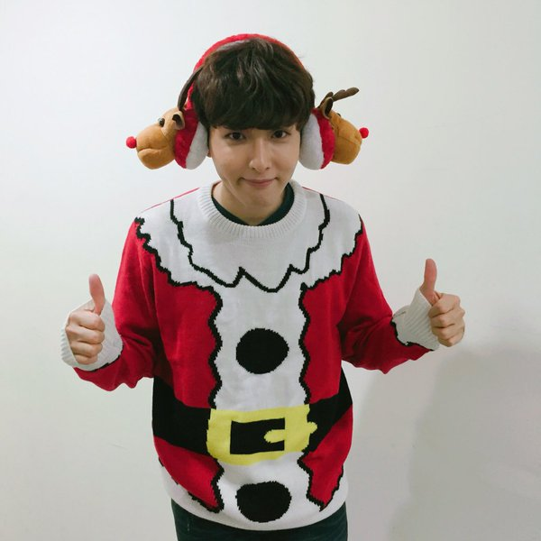 ryeowook christmas 3