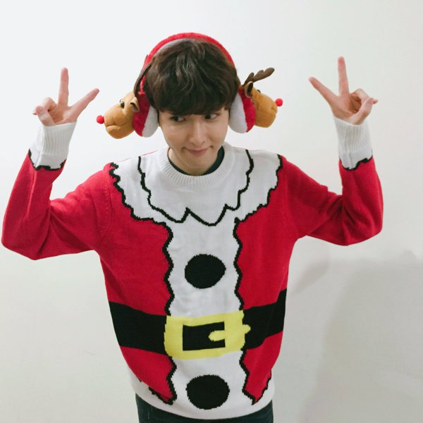 ryeowook christmas 2