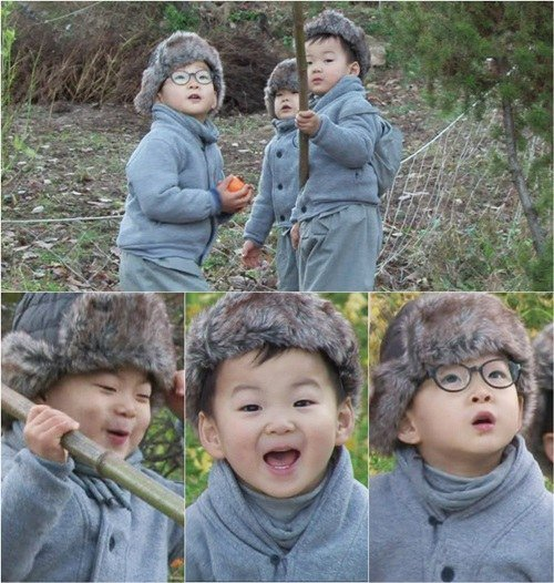 """Song Triplets Become Fruit Hunters on """"The Return of Superman"""""""
