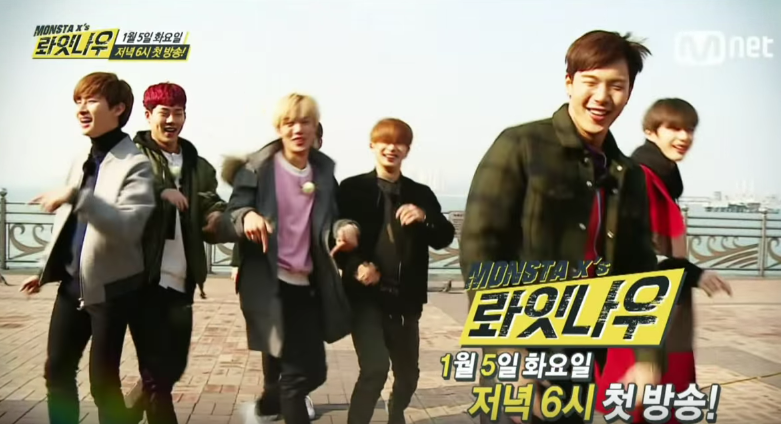 MONSTA X Has a Blast in Teaser for First Own Reality Show