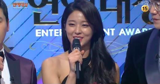 AOA's Seolhyun Comments There Is a Choo Sarang Look-Alike in Her Group